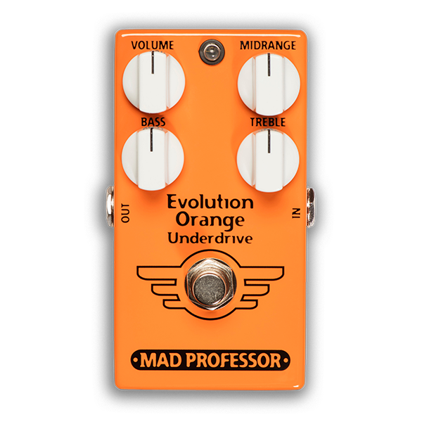 Mad Professor Evolution Orange Underdrive