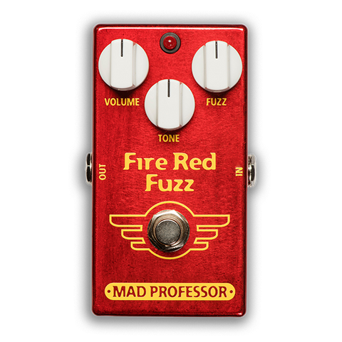 Mad Professor Red Fire Fuzz