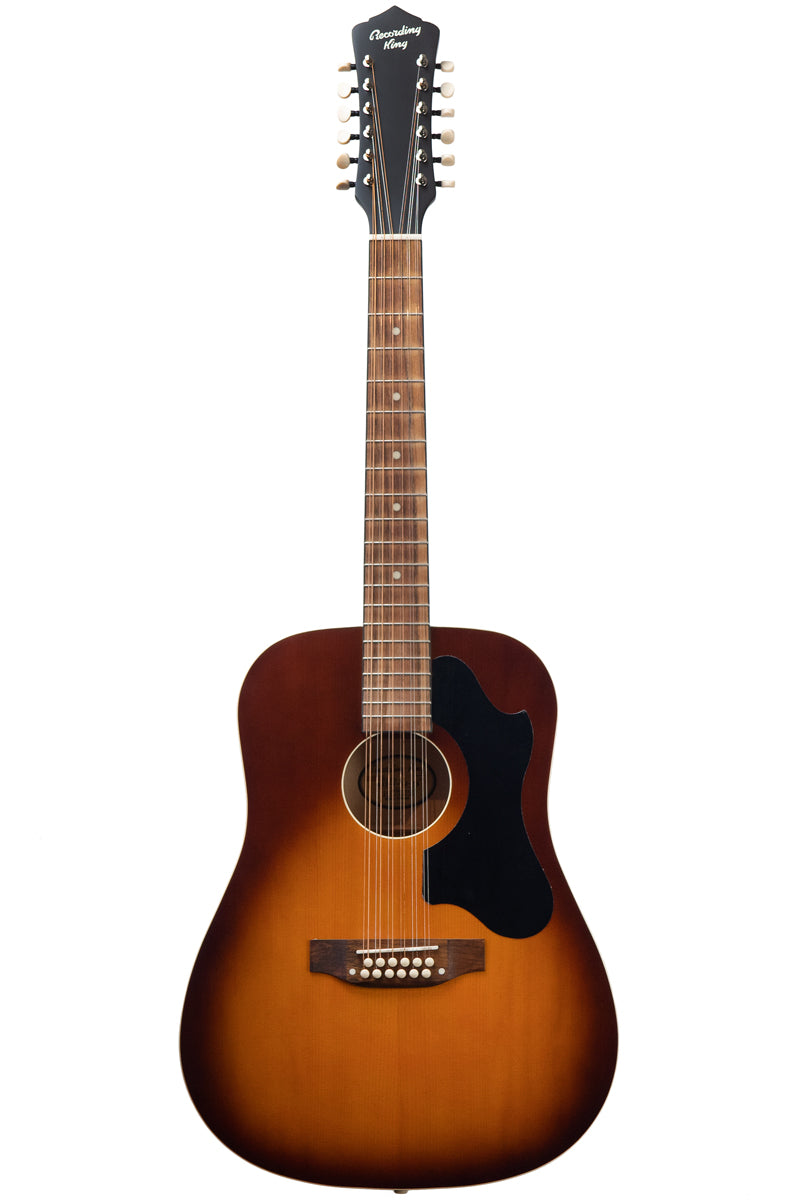 Recording King Dirty 30s Series 9 12-String Dreadnought