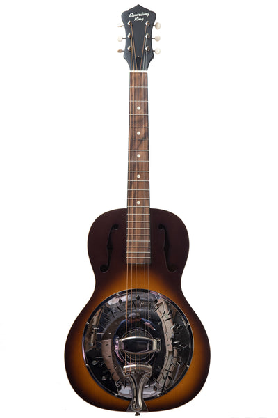 Recording King Dirty 30s Single 0 Resonator - Tobacco Sunburst