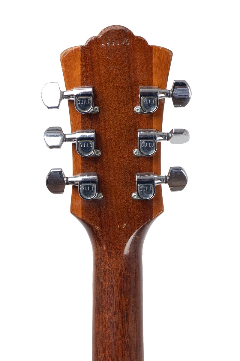 1977 Guild S100 Standard Carved