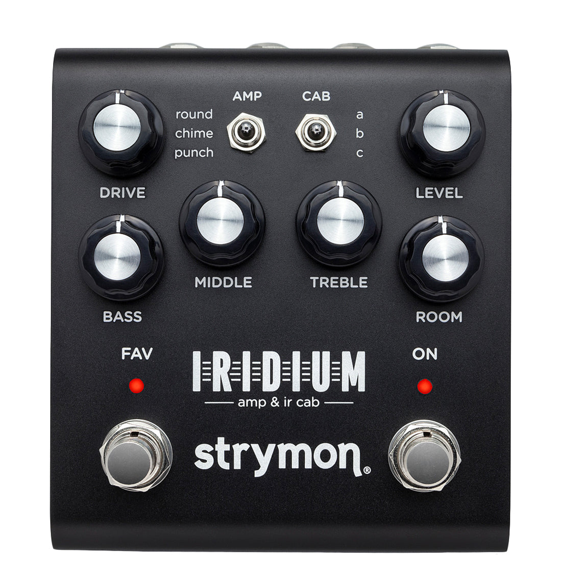 Strymon Iridium Amp and Impulse Response Cab