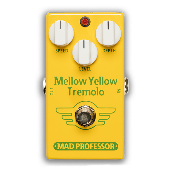 Mad Professor Mellow Yellow Tremolo