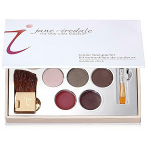 Jane Iredale Colour Sample Kit Dark