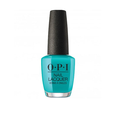 OPI Nail Lacquer Dance Party Teal Dawn