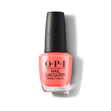 OPI Nail Lacquer Orange You A Rock Star