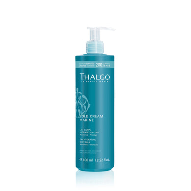 Thalgo 24H HYDRATING BODY MILK Supersize  400ml