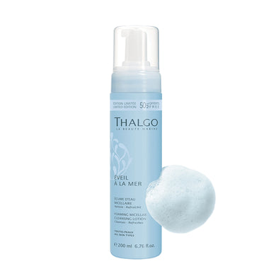 Thalgo Cleanser Foaming Micellar Cleansing Lotion 200ml