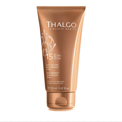 Thalgo SPF 15 AGE DEFENCE SUN LOTION