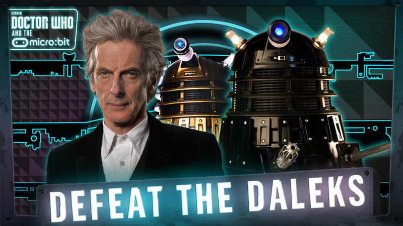Doctor Who and the BBC microbit