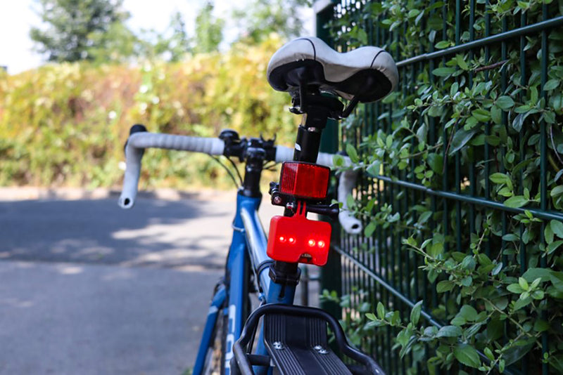 Free 3D Printed Deluxe Rear Bike Light Cases