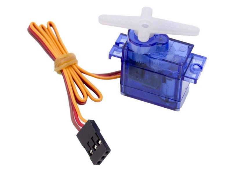 New Product Update! Mini 360 Degree Servo