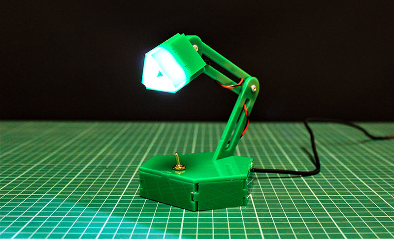 5V Mini LED Lamp Module Laser Cut USB Desk Lamp