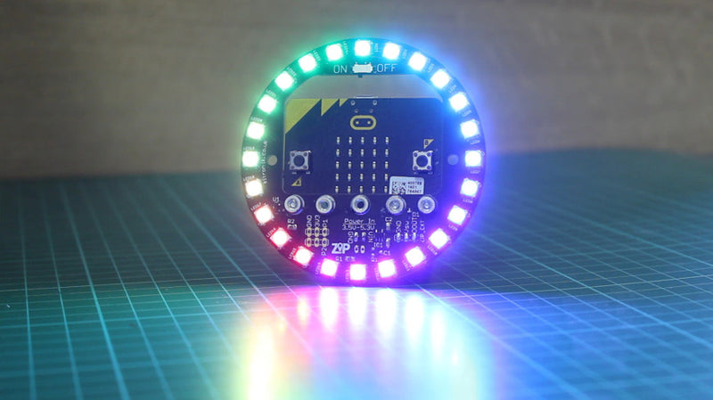 Get Started With Zip Halo For The BBC microbit featured image