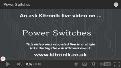 Video Power Switches