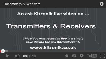 Video Transmitters & Receivers
