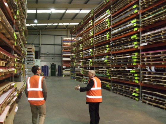 Investigating the Perspex Supply Chain