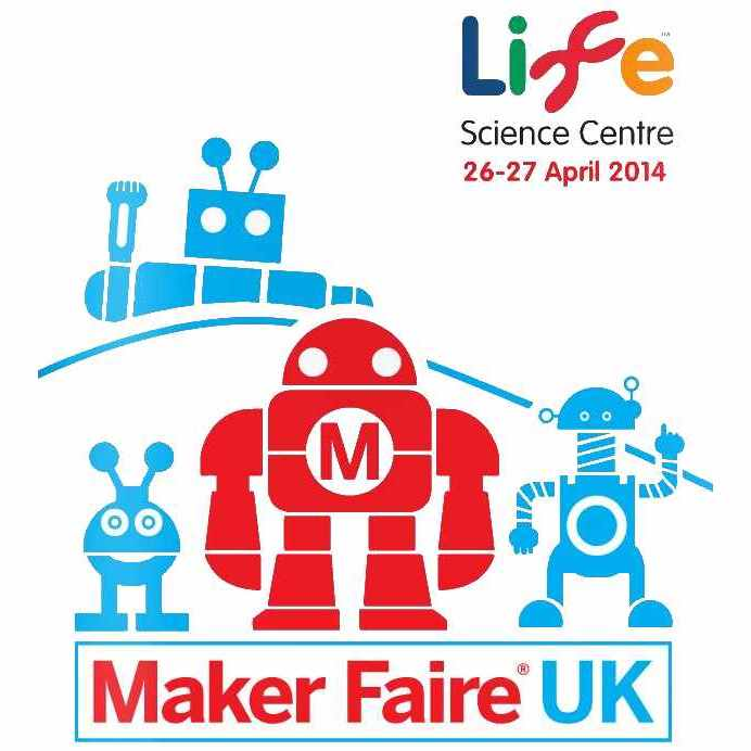 Maker Faire UK is in Newcastle this Weekend!