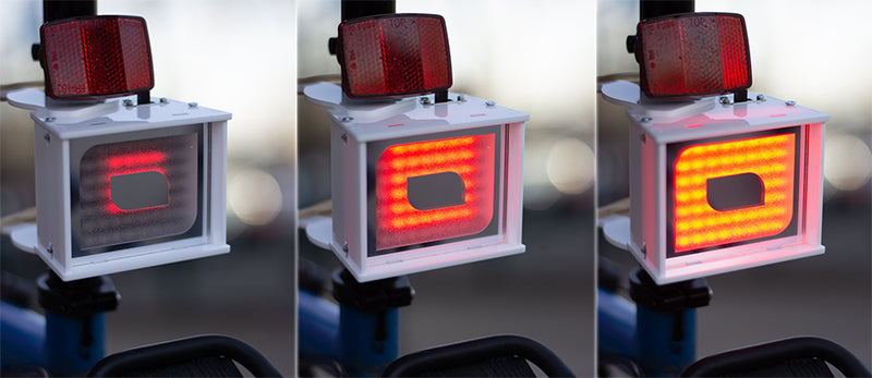 ZIP Tile For microbit Bike Light By Isaac Gosrani