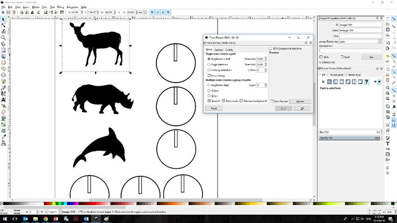 Basic Laser Cutting Guide - Laser Cut Animals