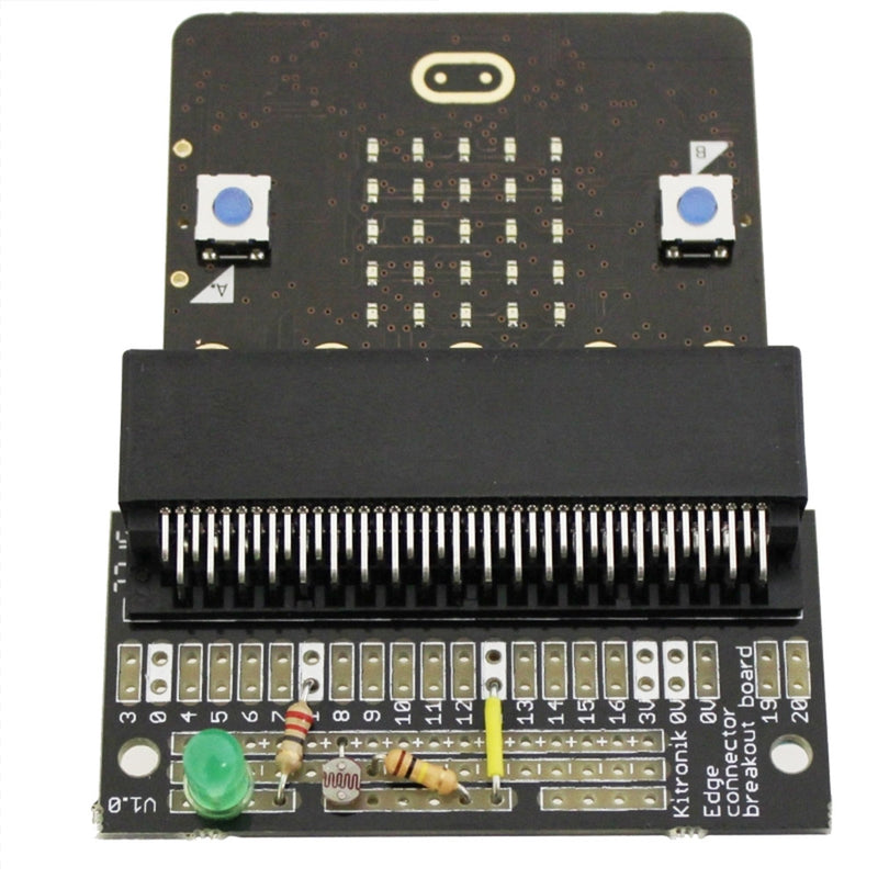 BBC micro:bit Edge Connector Light Level Detector featured image