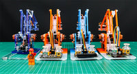 Building the MeArm Robotic Arm for Arduino, Pi & microbit