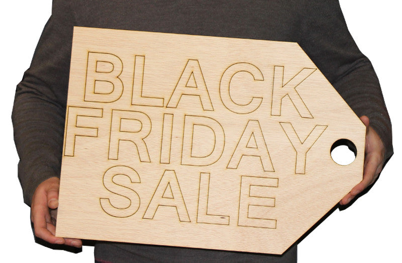 Black Friday Sale, Bargains until Midnight Sunday