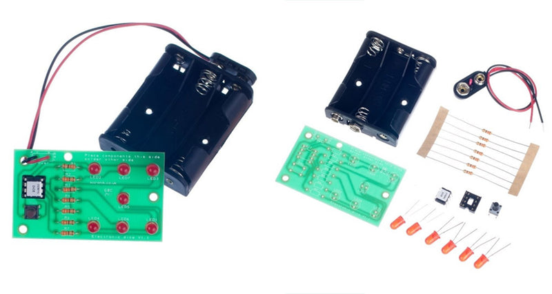 Video Electronic Dice Kit featured image