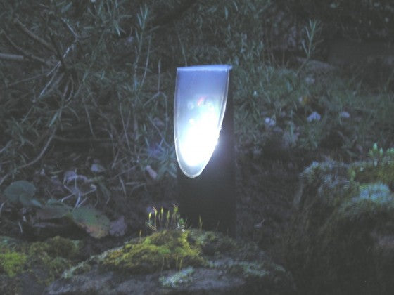 Gallery Garden Night Light - Kitronik
