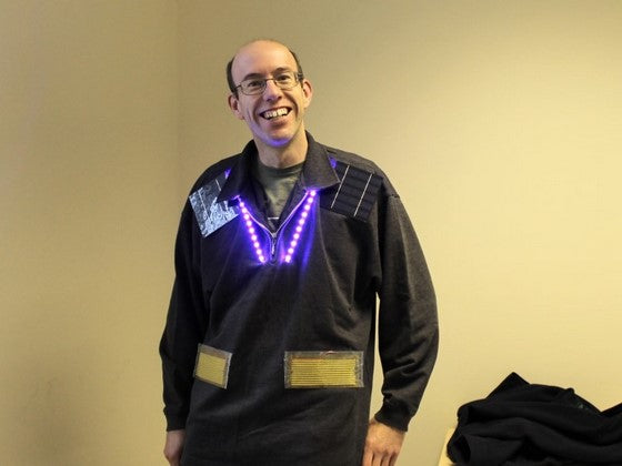 When it Comes to Wearable Technology Geoff is no Apprentice