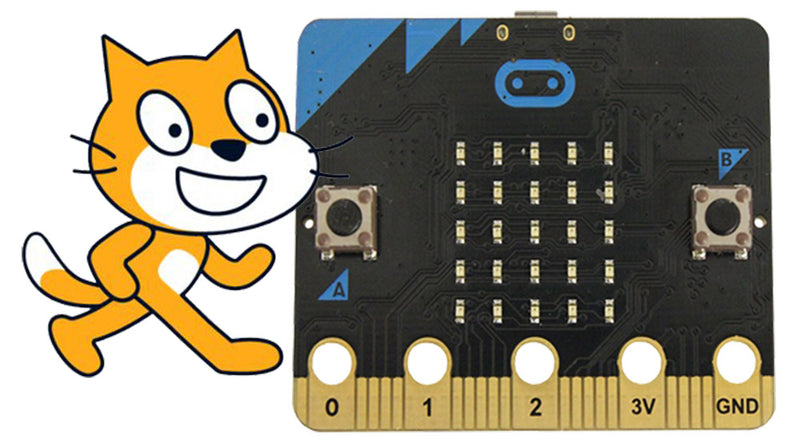 Getting Started With Scratch For microbit
