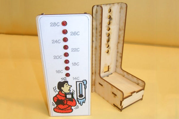 Gallery Thermometer - Hardenhuish School featured image