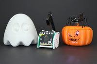 :MOVE mini Halloween Ghost & Pumpkin Shells