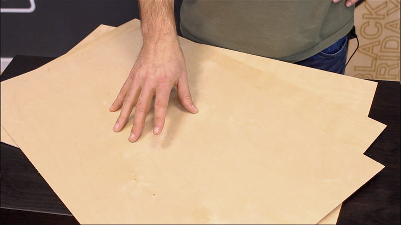 Video: High Quality Flexible Birch Ply
