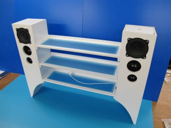 Gallery High Power Amplifier Case Design - Formarke Hall School