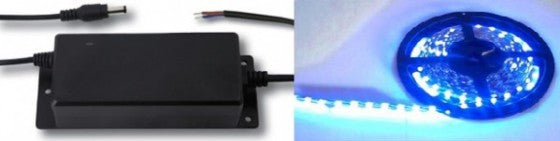 How to Use the Wall Mount PSU with LED Strips