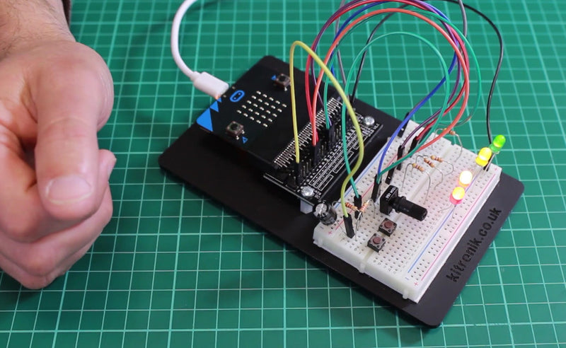Inventors Kit Experiment 9 Further Help