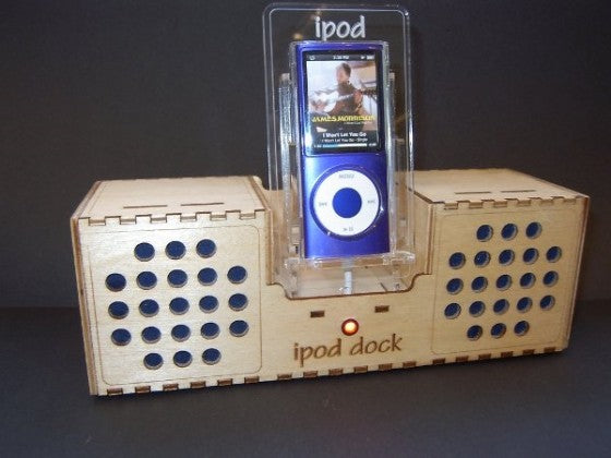Gallery iPod Stereo Amplifier - Hardenhuish School