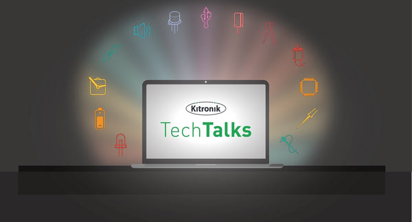 kitronik tech talks