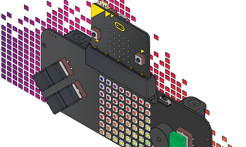 Lesson Plans For The :GAME ZIP 64 For microbit
