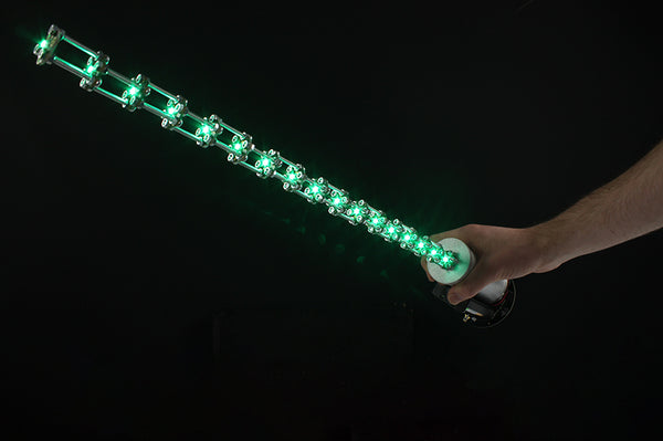 ZIP Hex Lightsaber – May the 4th Be With You