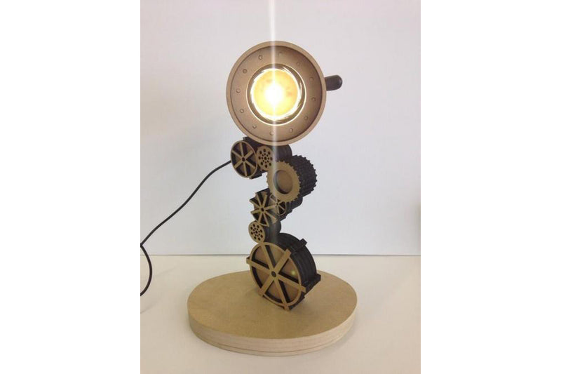 GCSE Product Design Lamps - Caerleon Comprehensive School