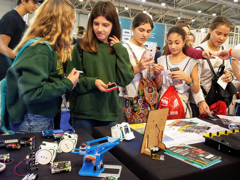 Maker Faire Rome 2018 - An Overview