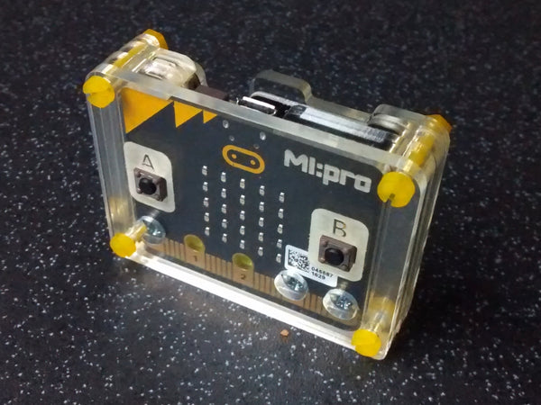 MI:power Case for the BBC micro:bit - Russell Cresser