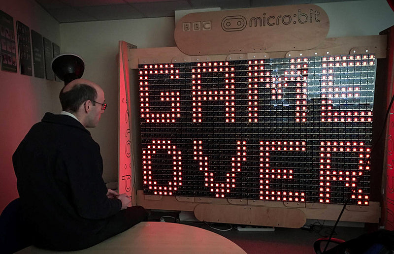 microbit Games - Controlling Movement On The LED Matrix featured image