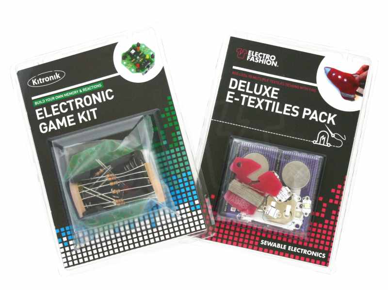 New Product Update: Our New Retail Packaged Project Kits