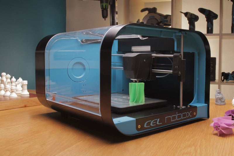 Introducing: The CEL Robox 3D Printer