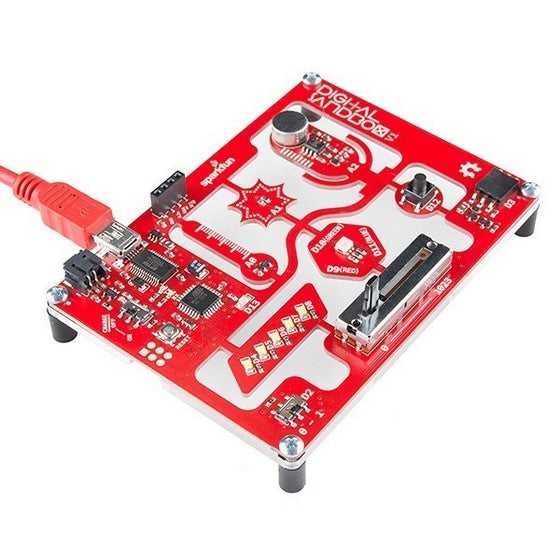 New Products: Sparkfun Digital Sandbox, LiPo Charger/Booster and more.