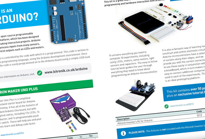 STEM Products Spring 2019 Update Flyer
