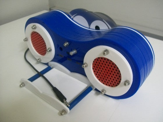 Gallery Stereo Amplifier - Barry Comprehensive School